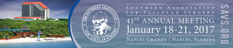 Southern Association for Vascular Surgery